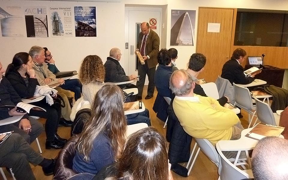 Éxito de convocatoria en la jornada técnica 'La madera en la obra pública, claves de durabilidad'