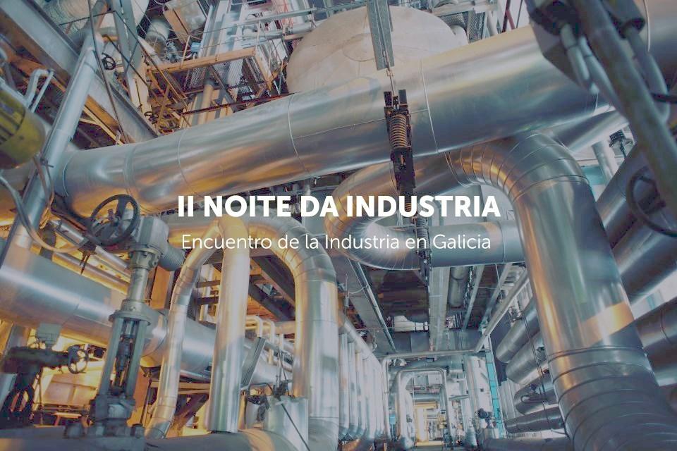 O ICOIIG, membro do CGES, celebra o venres 6 de outubro a II Noite da Industria
