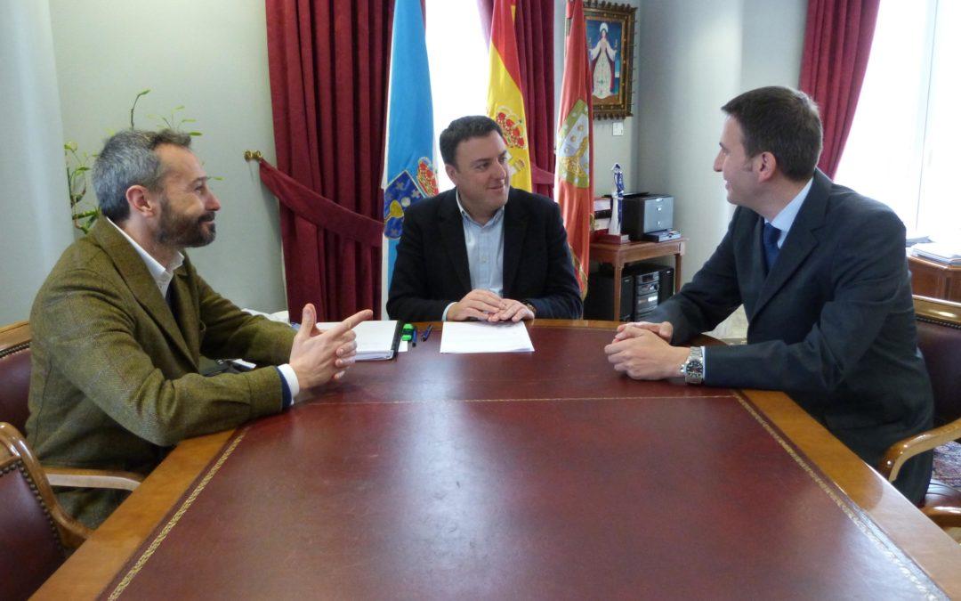El Consello Galego de Enxeñerías se presenta oficialmente ante la Diputación de A Coruña