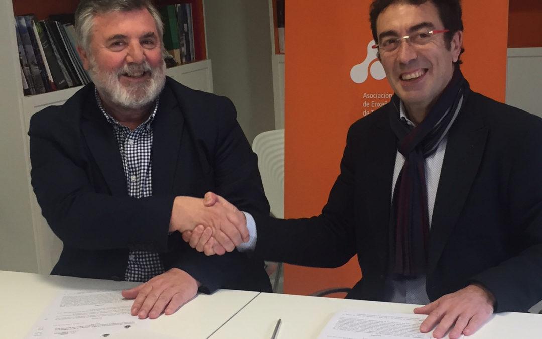 La Asociación de Ingenieros de Telecomunicación colabora con el Colegio Médico de A Coruña para intensificar el uso de nuevas tecnologías en la atención sanitaria