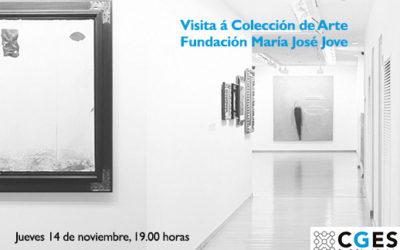 Visita guiada a la Colección de arte de la Fundación María José Jove