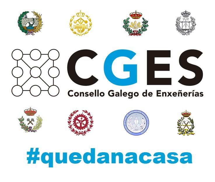 Os colexios asociados ao CGES ofrecen máis formación en liña e asesoran aos colexiados sobre a crise do COVID-19